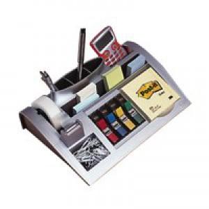 3M Desk Organiser Silver C50