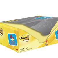 Post-It? Canary? Yellow Notes 76x127mm Value Pack 655CY-VP20