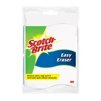 3M Scotchbrite Easy Eraser Pad Pk 2 70005023844