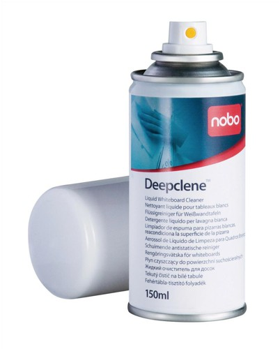 Nobo Deepclene Board Cleaner Aerosol Can Ozone-friendly 150ml Ref 34533943