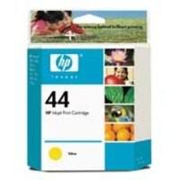Hewlett Packard [HP] No. 44 Inkjet Cartridge Page Life 840pp 39ml Yellow Ref 51644YE