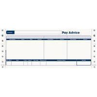 Image for Communisis Sage Compatible Pay Advice with NCR File Copy 2 Part Ref DUKSA004 [Pack 1000]