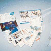 GBC Laminating Pouches Premium Quality 160 Micron For A4 Code IB585036