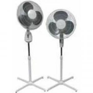 Q-Connect Floor Standing Fan 410mm/16 Inch KF00404