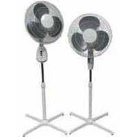Q-Connect Floor Standing Fan 410mm/16 Inch