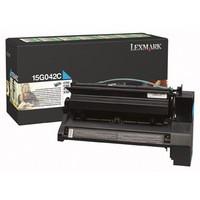 Lexmark H/Y 15G042C Cyan Rtn Toner