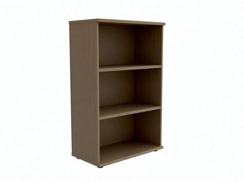 Trexus 1253mm Bookcase Oak
