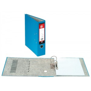 5 Star Office Lever Arch File A4 Blue
