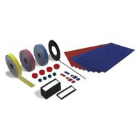 Image for 5 Star Magnetic Planning Kit with Name Holders Month and Day Symbols