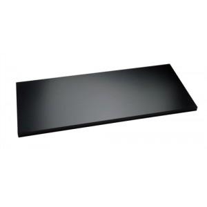 Trexus Extra Shelf Steel for 2-Door Storage Cupboard Black