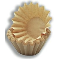 Coffee Filter Papers Base W78mm Top W150mm Ref C01955 [Pack 250]