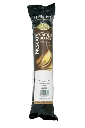 Autocup Drink Nescafe Gold Blend Black Coffee Vending Refill Size 73mm Ref A07189 [Pack 25]