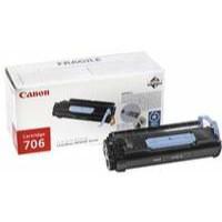 Canon 706 Laser Toner Cartridge Page Life 5000pp Black Ref 0264B002
