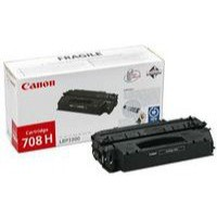 Canon 708 Laser Toner Cartridge High Yield Page Life 6000pp Black Ref 0917B002