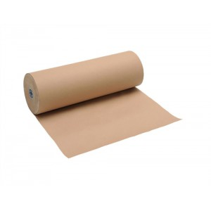 Kraft Wrapping Roll 900mmx225m90gm