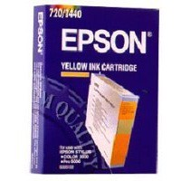 Epson Stylus Pro 3000 Inkjet Cartridge Yellow 110ml S020122 C13S020122