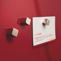 Sigel SuperDym Magnetic Cube Pk4 GL190