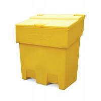 Image for Bentley Grit and Salt Bin Polyethylene Capacity 240kg Weight 14kg Ref SPC/GRIT200