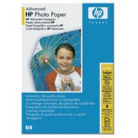 Hewlett Packard Advanced Glossy Photo Paper 250gsm 10x15cm Borderless Pack of 25 Q8691A