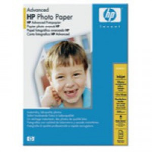 Hewlett Packard Glossy Photo Paper Borderless 13x18cm Pack of 25 Q8696A