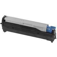 OKI Laser Drum Unit Page Life 15000pp Cyan Ref 43460207