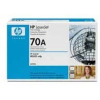 Hewlett Packard [HP] No. 70A Laser Toner Cartridge Page Life 15000pp Black Ref Q7570A