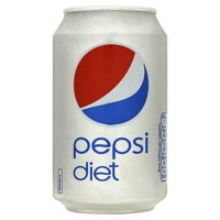 Diet Pepsi Soft Drink Can 330ml Ref A01094 [Pack 24]