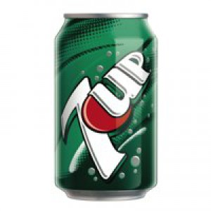7UP Regular Soft Drink Can 330ml Ref A01095 [Pack 24]