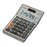 Image for Casio Calculator Euro Desktop Battery/Solar-power 12 Digit 3 Key Memory 103x137x31mm Ref MS120ER
