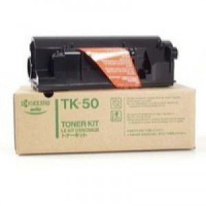 Kyocera Black TK-50H Toner Cartridge