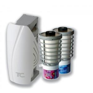 Tcell Starter Kit Pure Fragrance and Odour Neutraliser for 60 Days plus 2 Refills Ref 402557E