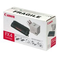 Canon FX4 Fax Laser Toner Cartridge Page Life 4000pp Black Ref 1558A003