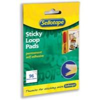 Sellotape Loop Pads Box96 504051