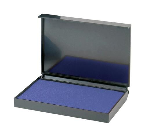 Dormy Stamp Pad 158x90mm Blue Ref 419518SP