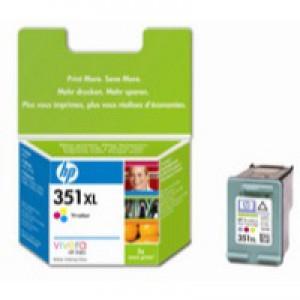 HP No351XL InkCart HiCap Col CB338EE#UUS