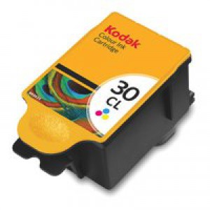 Kodak No.30CL Colour Inkjet Cartridge Code 8898033