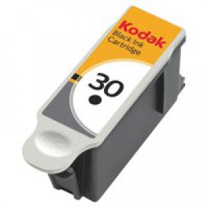 Kodak No.30B Inkjet Cartridge Black Code 3952330