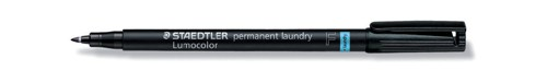 Staedtler Laundry PermMkr Blk 319LMF9