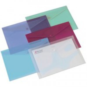Rexel A4 Carry Folder A4 Assorted Code 16129AS