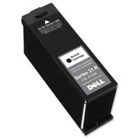 Dell V715w Standard Capacity Black Ink Cartridge 180 page Code 592-11332
