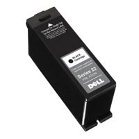 Dell No. T091N Series 22 Inkjet Cartridge High Capacity Page Life 360pp Black Ref 592-11327