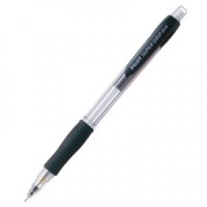 Pilot Super Grip Pencil Black 506101201