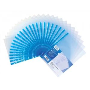 Elba Glss Clr Pkt A4 Blu Pk100 400002150