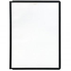 Durable Sherpa Display Panel A4 Black 5606/01
