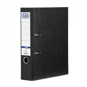 Elba Rado Lever Arch File Foolscap 80mm Cloud Code B1092909