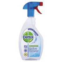 Image for Dettol Antibacterial Surface Cleanser Disinfecting Trigger Spray 500ml Ref Y04416 [Pack 2]