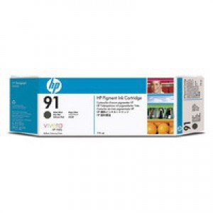 Hewlett Packard No91 Inkjet Cartridge Matte Black C9464A