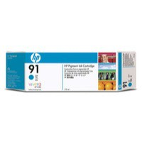 Hewlett Packard No91 Inkjet Cartridge Cyan C9467A