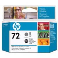 Hewlett Packard [HP] No. 72 Inkjet Cartridge Grey & Photo Black Ref C9380A