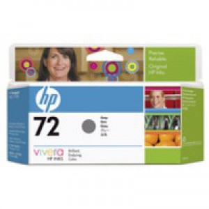 HP No.72 Inkjet Cartridge 130ml Grey Code C9374A